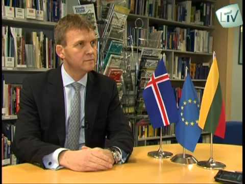 Interview with Stefan H. Johannesson, Iceland's chief EU accession negotiator (part 1)