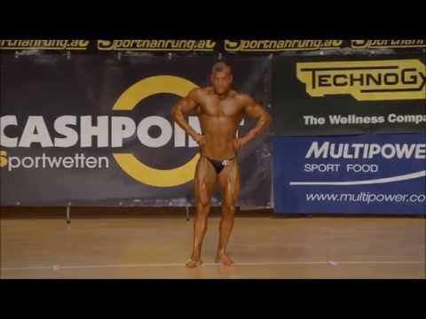 Kastriot Ramnabaja, NABBA/WFF Austrian Championships 2014