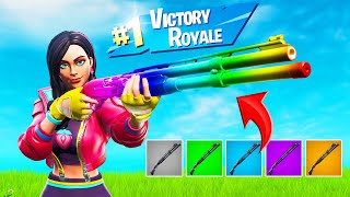 *NEW* COMBAT SHOTGUN ONLY Challenge! (Fortnite)