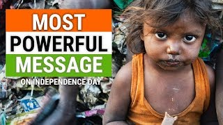 Most Powerful Message on independence day 2018 | In Hindi
