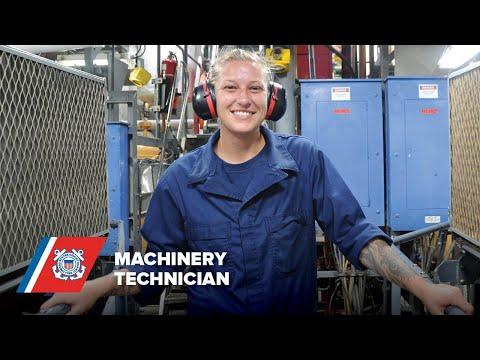 Coast Guard Jobs: Machinery Technician (MK)