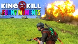 H1Z1 King of the Kill - Funny Moments with Richard