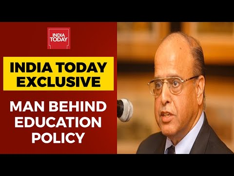 New Education Policy: Dr. K. Kasturirangan On Mega Revamp Of Education System |India Today Exclusive