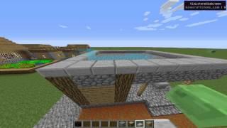 ЛУЧШИЙ МОД для постройки ШЕДЕВРА! Minecraft 1.7.10