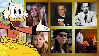 DuckTales Theme Sung by the Movies!