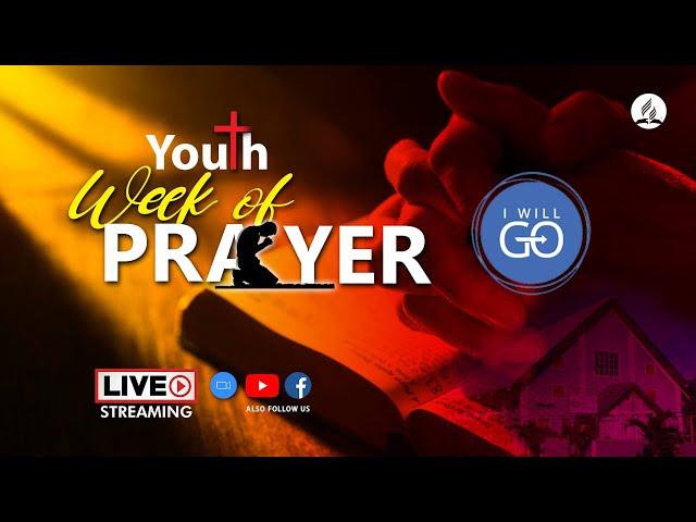 Youth Week of Prayer || April 4, 2021