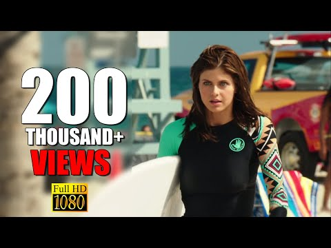 Zac Efron and Alexandra Daddario Hot & Funny Entry Scene | Baywatch 2017 | Full HD