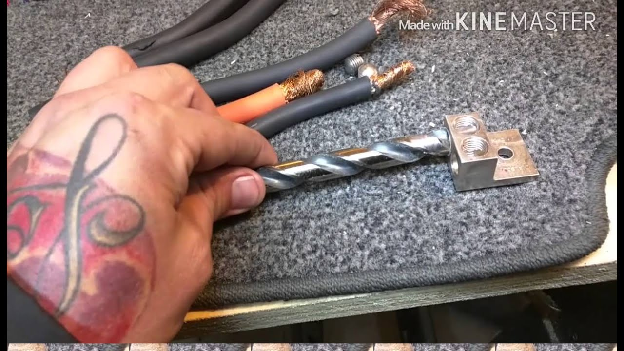 Do It Yourself: Dual Inputs for your amp!! - YouTube