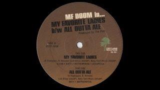 MF Doom - My Favourite Ladies Instrumental (1080p)