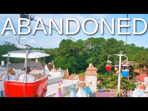Abandoned - Disney's Skyway