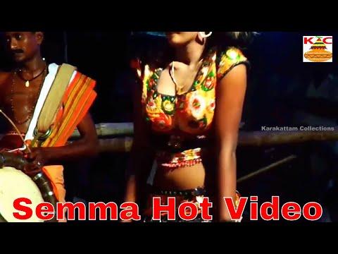 Latest Thanjai sathiya midnight very Nice karakattam dance 2017 HD 720p