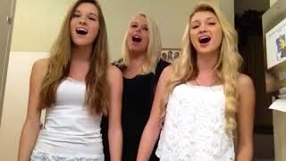 Singing Rolling in the Deep (ANNA FAITH CARLSON)