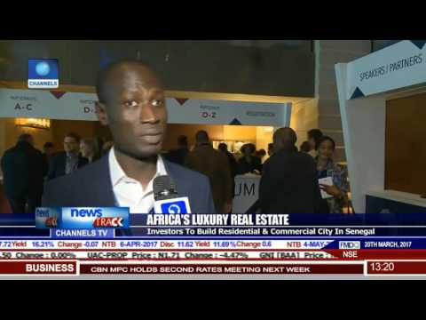 Investors To Build Residential & Commercial City In Senegal