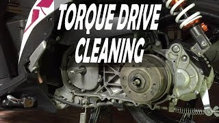 Torque Drive Cleaning Mio I 125