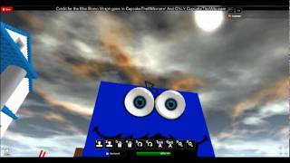 roblox cookie monsters watching you tcj HQ
