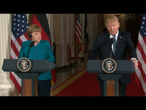 Thumbnail: Trump: Allies must pay fair share for NATO