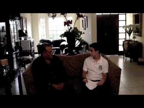 interview oscar alvarez Illegal arms trade by; juan f s, enrique k, rafael a.