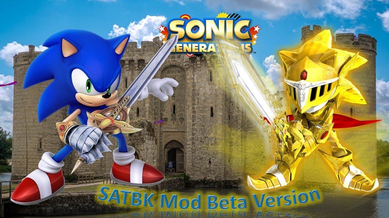 Sonic Generations (PC) Mod Part 219_ SATBK Mod Beta Version (1080p60fps)