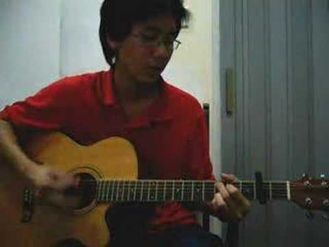 Shout To The Lord Instructional - Hillsong (Daniel Choo)