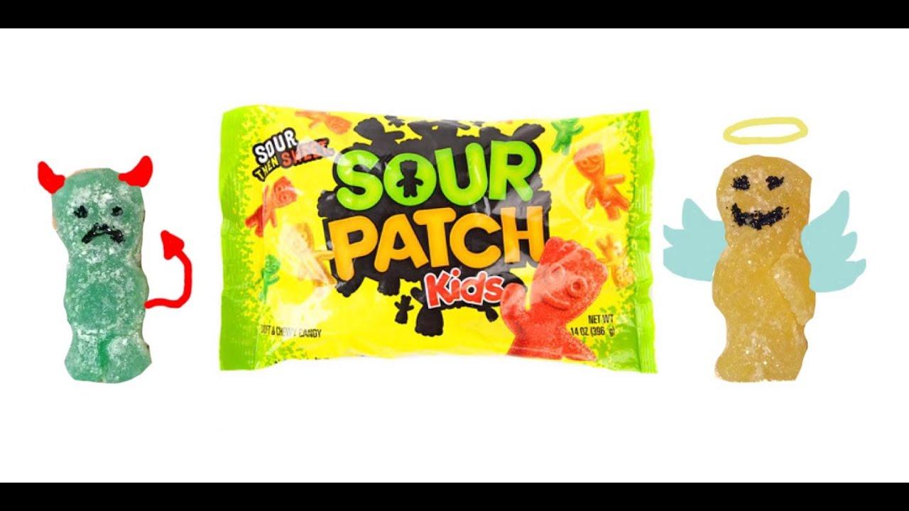 Sour Patch Kids Commercial 💙🍬💛