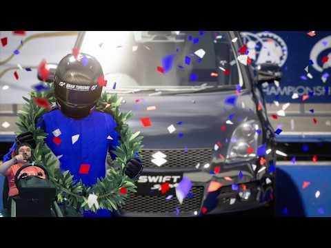 Испытания на Нюрбургринге и пенсионерская гонка в онлайне Gran Turismo: Sport