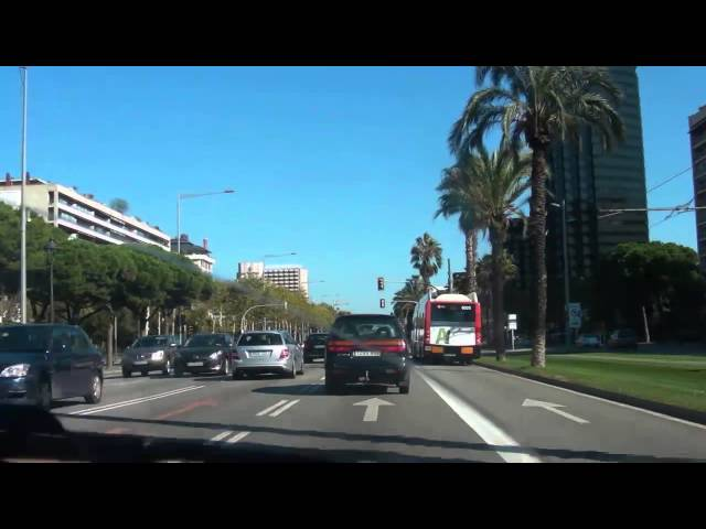 [E] Barcelona: Avinguda Diagonal (B-23 - Pl. Francesc Macià)