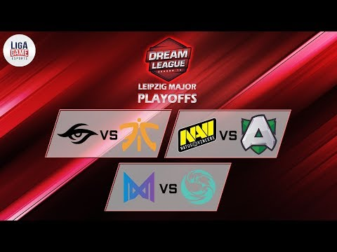 [DOTA 2] Secret VS Fnatic (BO3) - Dreamleague S13: The Leipzig Major thumbnail