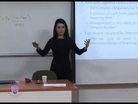 MAN425 20140220 LECT 04   Capital Structure Theory II