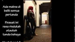 Raisa - Firasat  for Karaoke [Acoustic Guitar Cover by Riza]