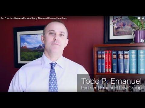 San Francisco Bay Area Personal Injury Attorneys | Emanuel Law Group