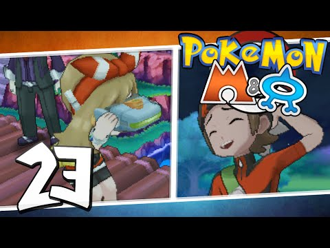 Pokémon Omega Ruby And Alpha Sapphire - Episode 23 | Scoping Fortree City!