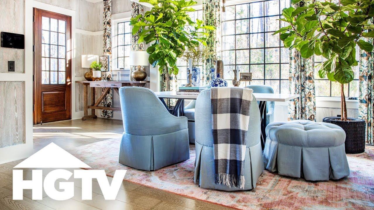 Hgtv Smart Home 2018 Interior Tour