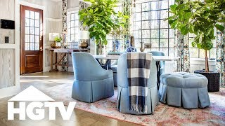 Interior Tour | HGTV Smart Home (2018) | HGTV