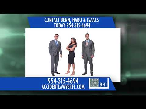 Accident Lawyers Sunrise FL   Benn, Haro & Isaacs, PLLC