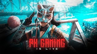 PUBG MOBILE LIVE WITH PK GAMING