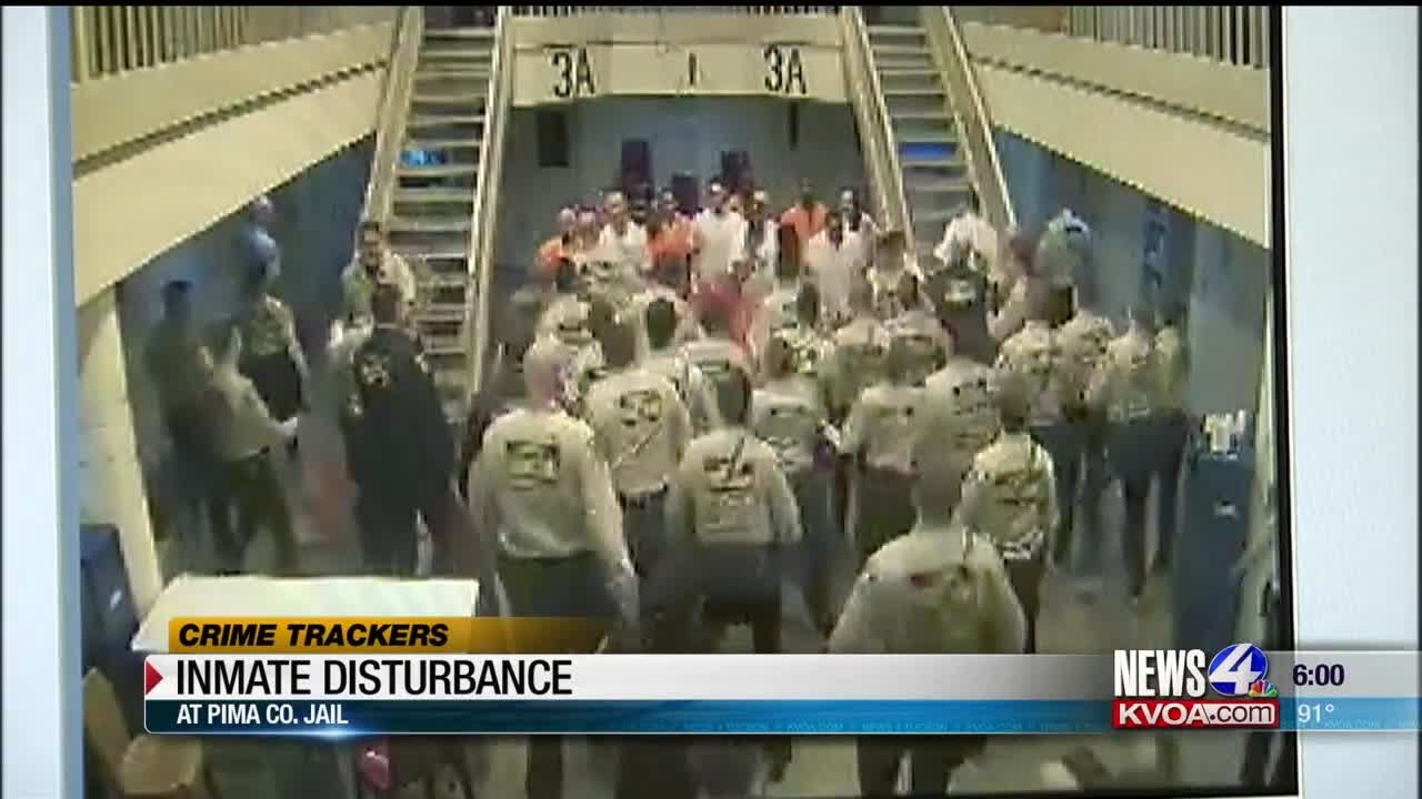 Crime Trackers: Inmates cause disturbance at Pima County Jail after Wi-Fi  goes down