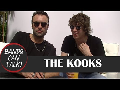 The Kooks On 10th Anniversary and 'The Best of... So Far'  Interview I TRNSMT FESTIVAL