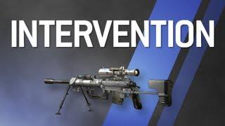Intervention - Modern Warfare 2 Multiplayer Weapon Guide