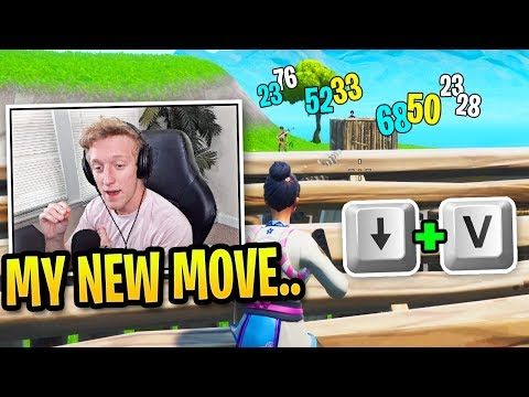 Tfue INVENTS New Peek Shot Trick To DESTROY Everyone With Ease...