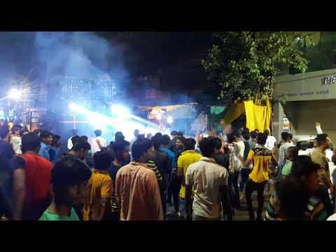 Durga Visarjan bilaspur Chhattisgarh 2017
