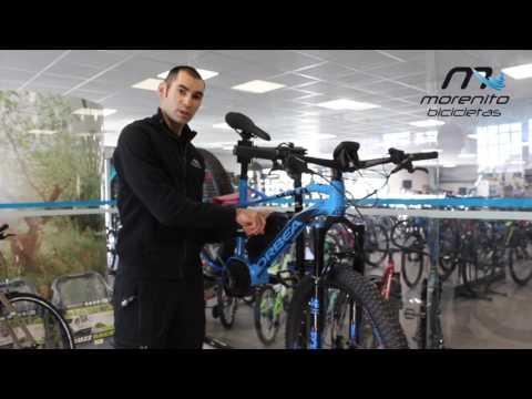 Mantenimiento de una bicicleta eléctrica