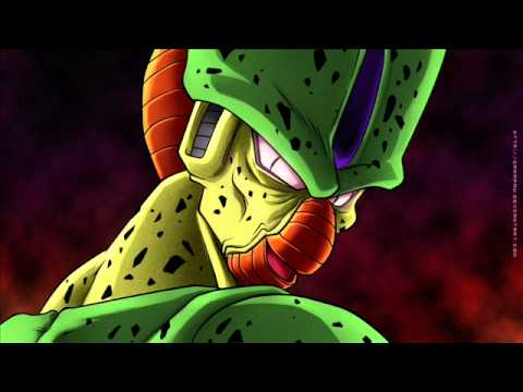DBZ Imperfect Cell Theme - YouTube