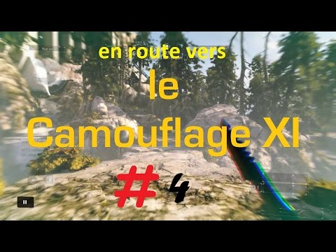 En route vers le Camouflage XI dans Killzone Shadow Fall ! #4