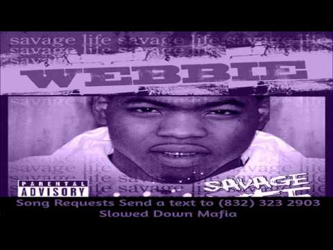 06 Webbie   Crank It Up Screwed Slowed Down Mafia @djdoeman Song Requests Send a text to 832 323 290