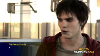Behind the Scenes of Warm Bodies with Nicholas Hoult