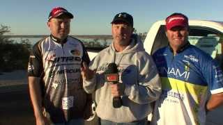 Repeat youtube video Anglers Take Home New Truck With Bass Champs Victory