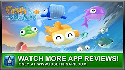 Fish Out Of Water by Halfbrick Studios App Review - iPhone Apps
