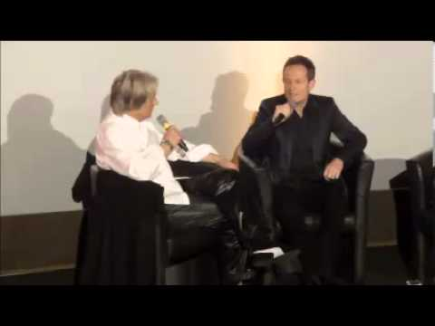 John Paul Jones -- Interview at Celebration Day Berlin premiere (October 2012)