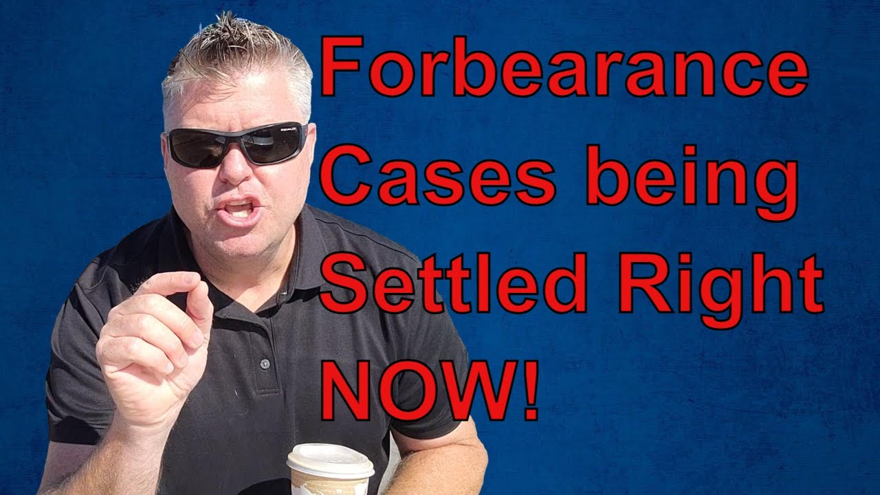 Shocking Loan Forbearance results from an Attorney on the fronline trying to save owners real estate