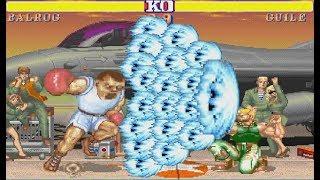 Hack Crazy Powerful Boxer Street Fighter 2 Black Belt Edition